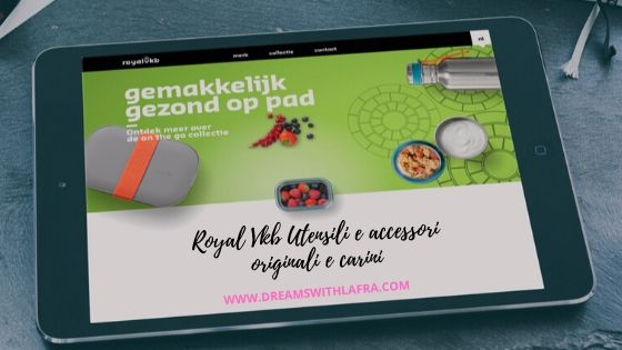 Royal Vkb - Utensili e accessori originali e carini