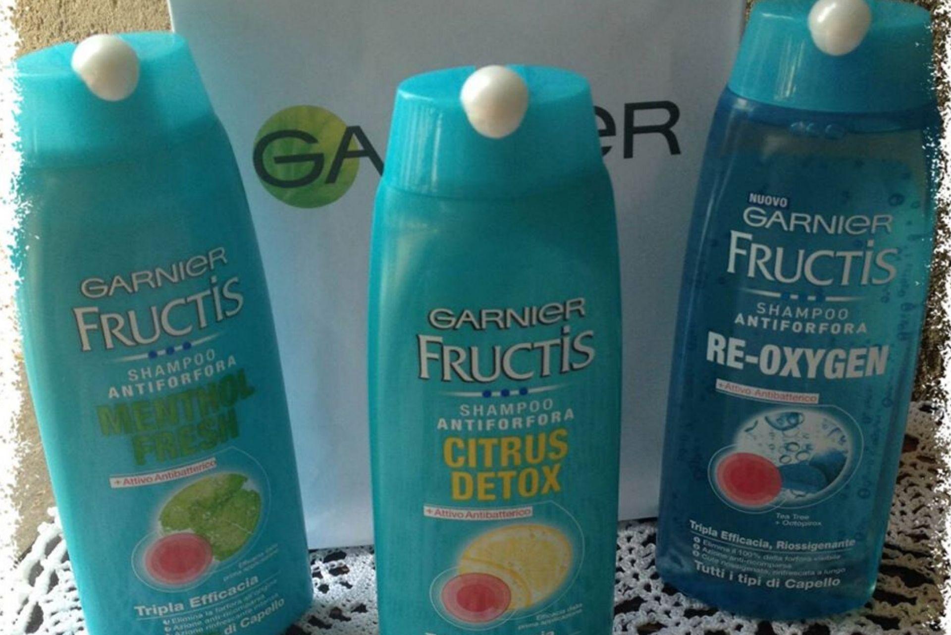 Garnier Fructis Antiforfora