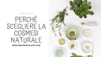 Mikol Cosmesi: Perchè scegliere la cosmesi naturale