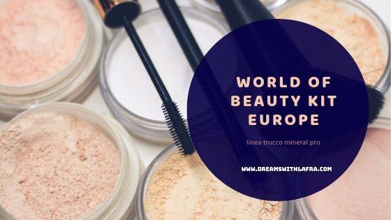 World of Beauty Kit Europe
