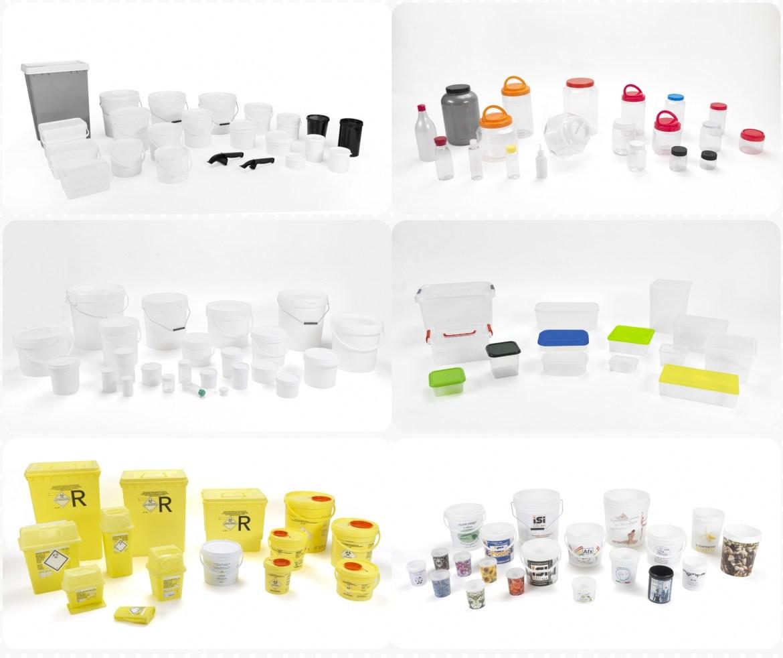 ISIPlastproduce, vende, stampa e personalizza contenitori in plastica