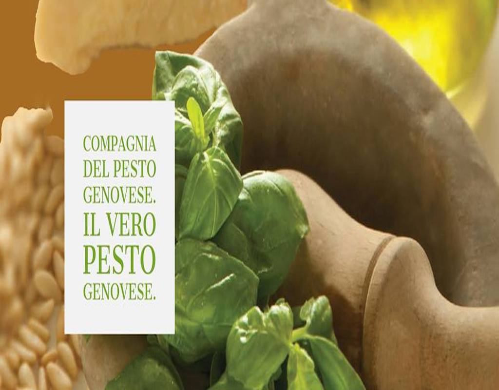 CAMPAGNA DEL PESTO GENOVESE