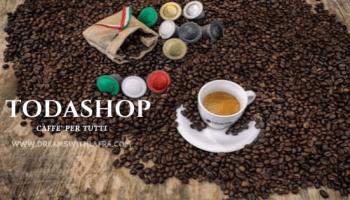 Caffè per tutti con Todashop La Compatibile