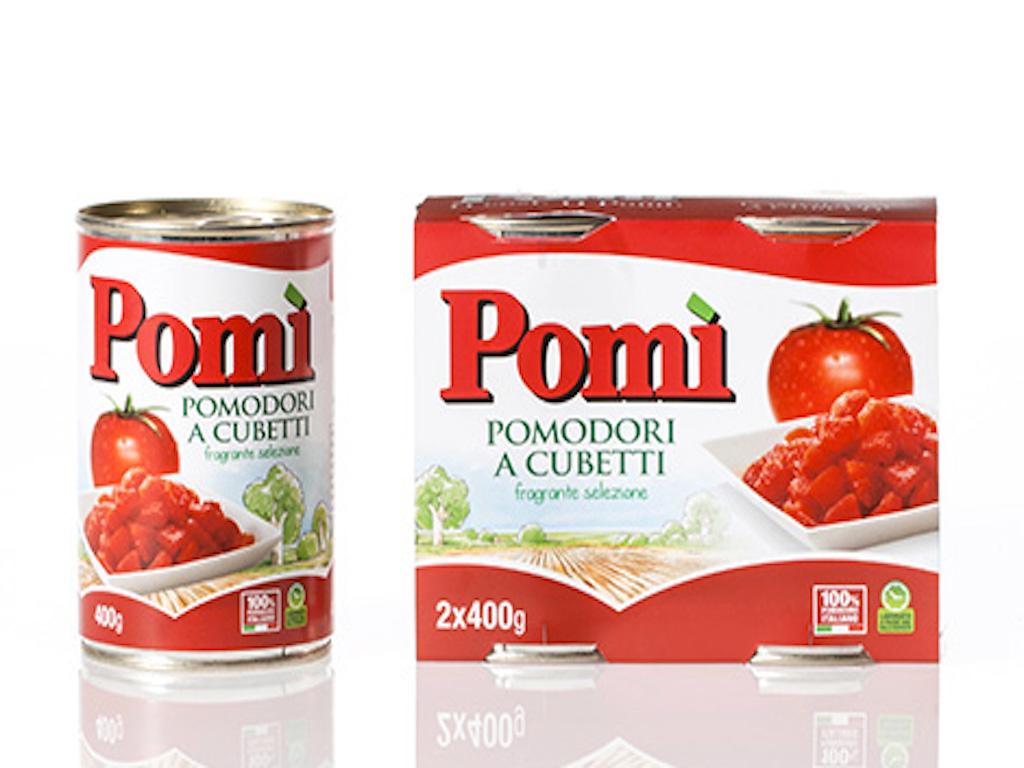 Pomì- Pomodoro a cubetti