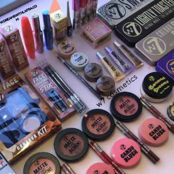 w7 cosmetics makeup
