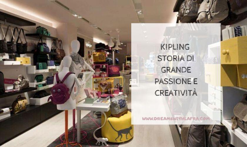 Kipling chi è? Storia di grande passione e creatività