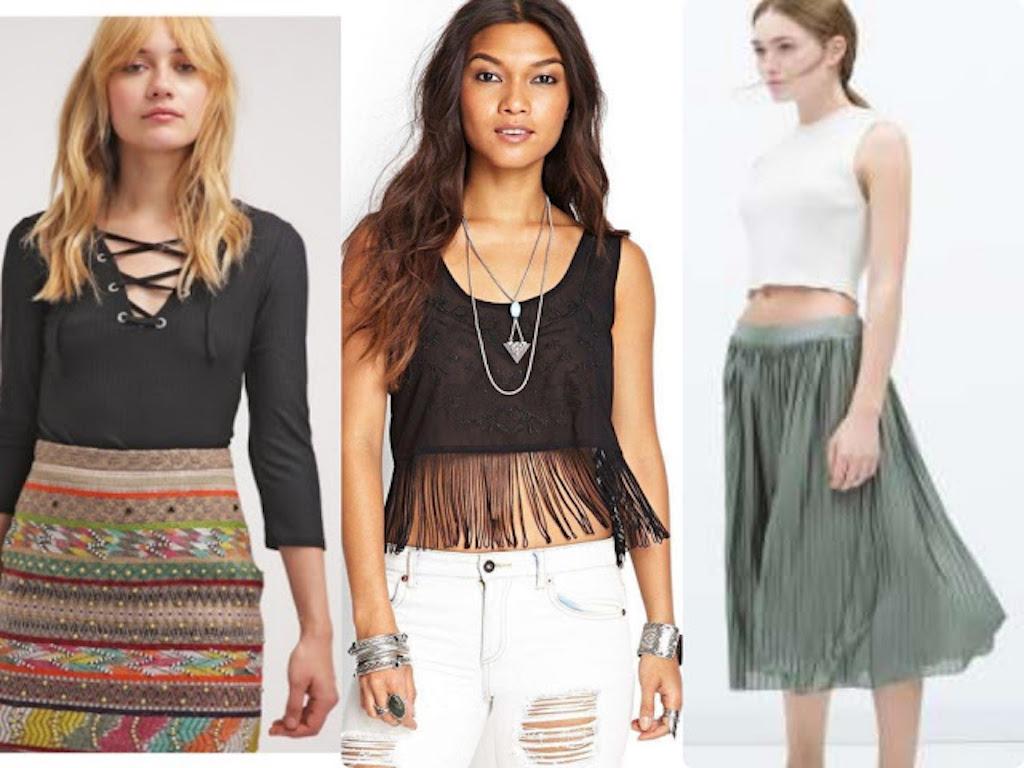 I trend che fanno estate 2016