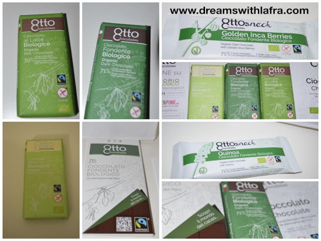 Ottochocolates propone 5 ricette.