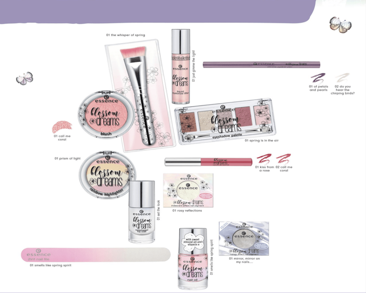 trend Edition Essence Blossom Dreams