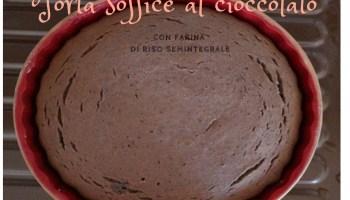 Torta soffice con farina di riso semi-integrale – Ricetta Bimby