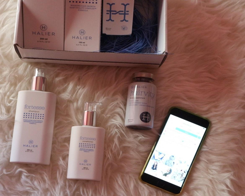Prendersi cura dei capelli con i prodotti Halier