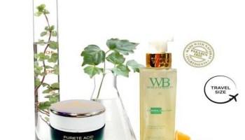 Come prendersi cura della pelle grassa Puretè Acid Cream & Dermoliquido