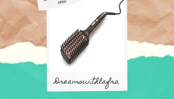 My Pro Magic Straight Brush: spazzola elettrica lisciante professionale