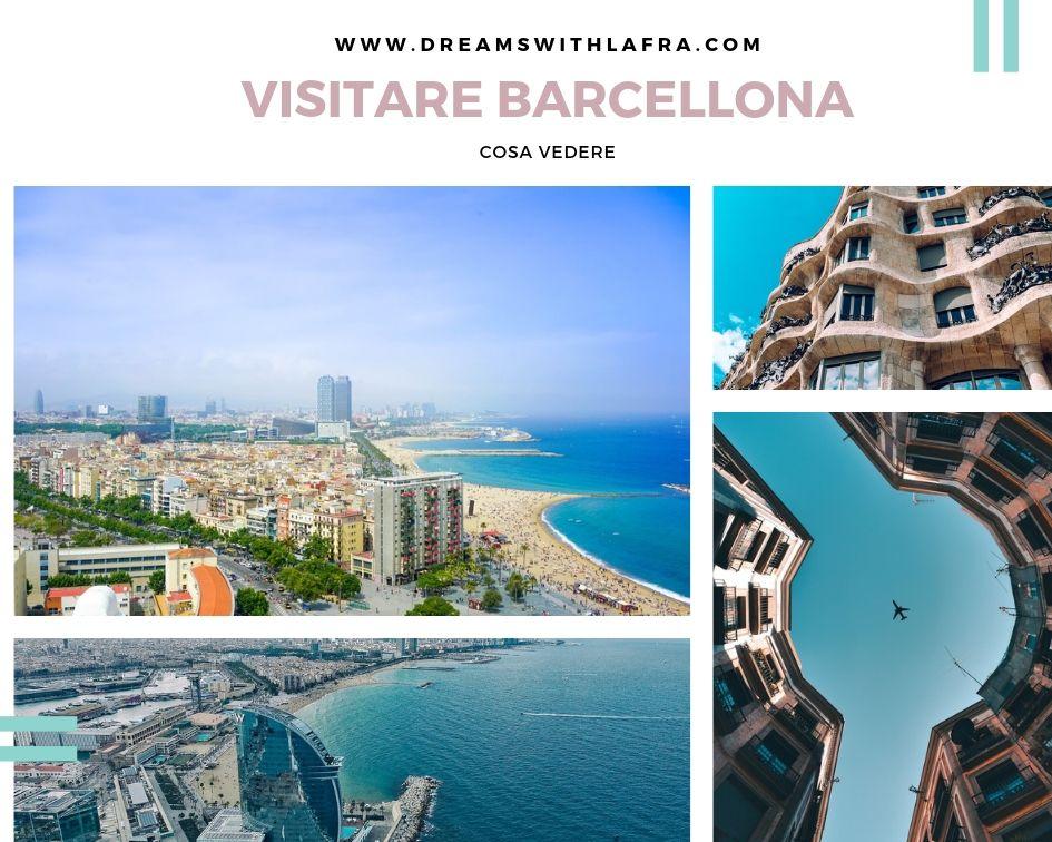 Visitare Barcellona: cosa vedere