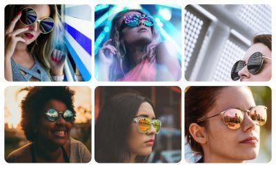 Come scegliere gli occhiali da sole in base al viso