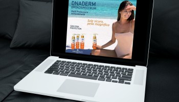 Dna Derm BroadSpectrum la nuova linea solare epigenetica di World of Beauty