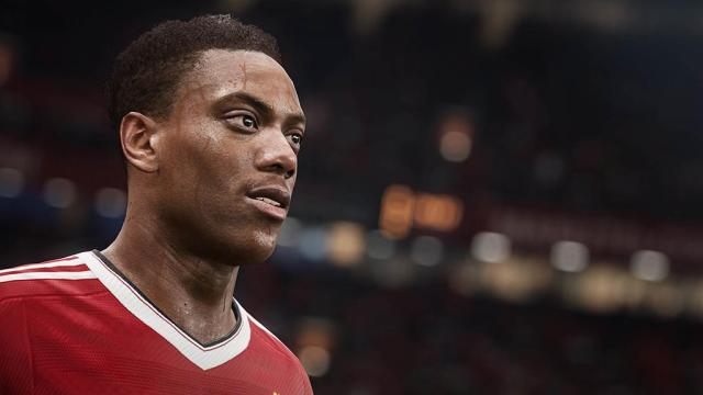 EA will no doubt be increasing the polygon count of FIFA 18's biggest players – leading to more realistic graphics