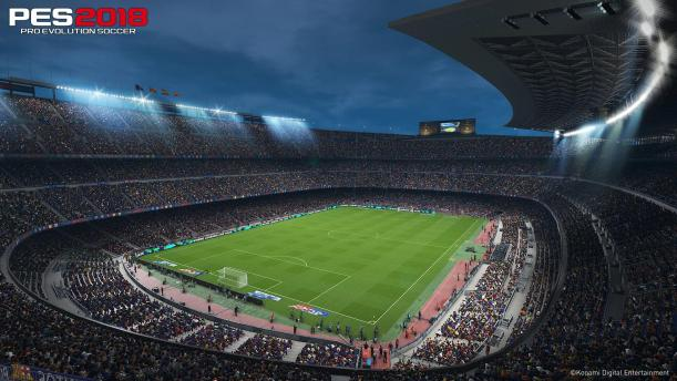 PES 2017 sold 40 times less than FIFA 17, so will need to up its game if it's to remain a competitive force in videogames
