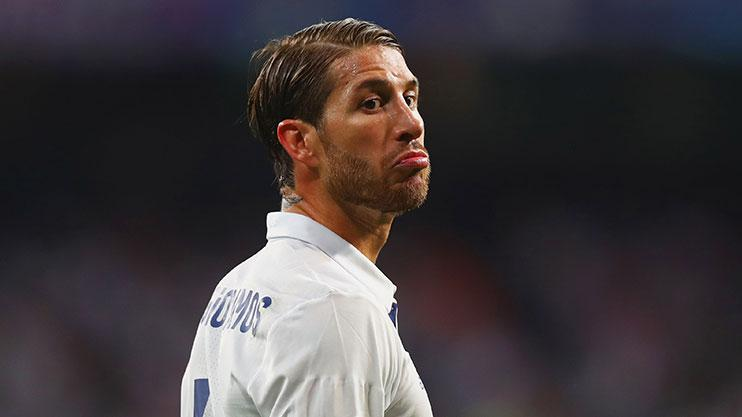 Should Sergio Ramos Have Been Sent Off For This First Half