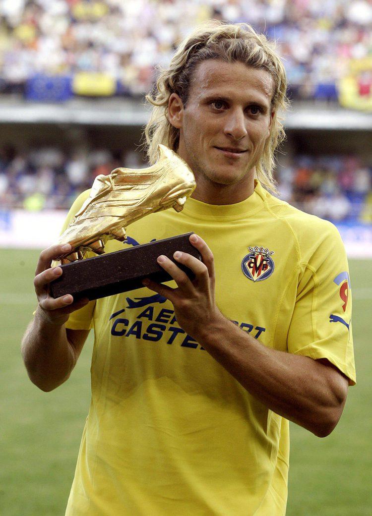 Remembering when Diego Forlan was the best striker in Europe… Twice – Dream Team FC