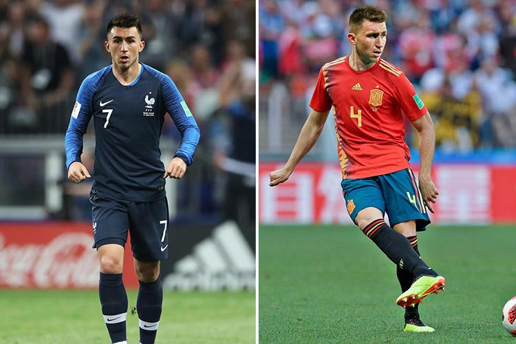 Aymeric laporte plays for english league team man blue (manchester city) in pro evolution soccer 2018. Should Aymeric Laporte choose to play international ...