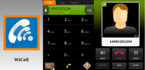 WiCall - Voip apps for Android