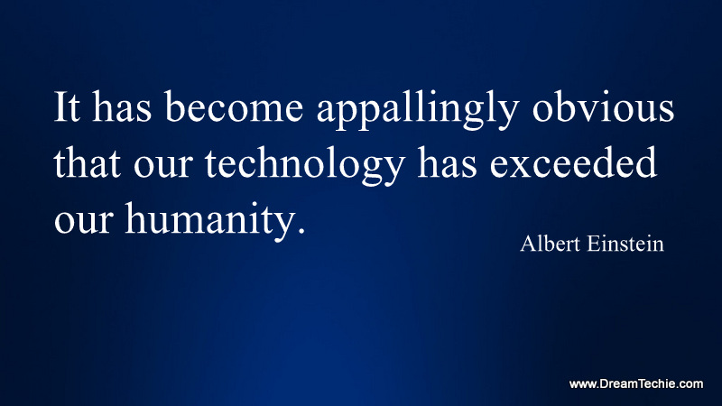 Technology quote