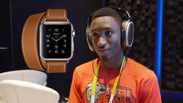 Marques K Brownlee aka MKBHD