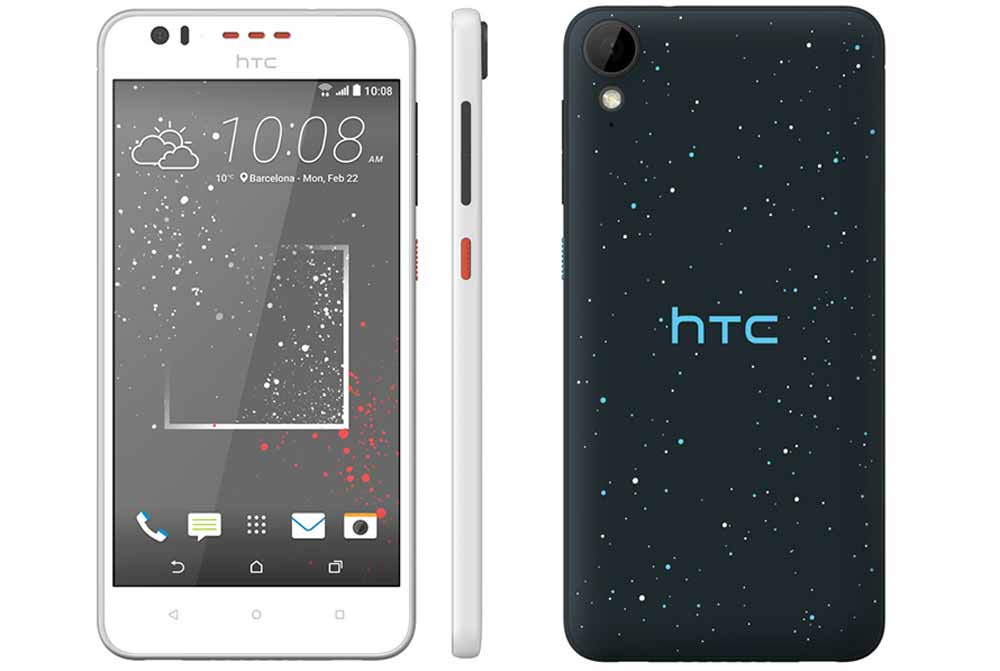 Latest HTC Smartphones - HTC Desire 825