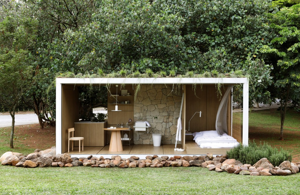 Amazing Container in Harmony with Nature by Elo Studio 7