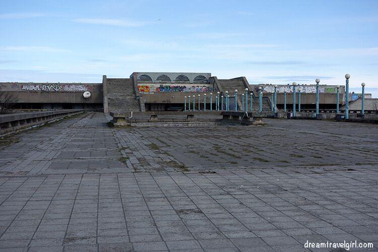 Linnahall building