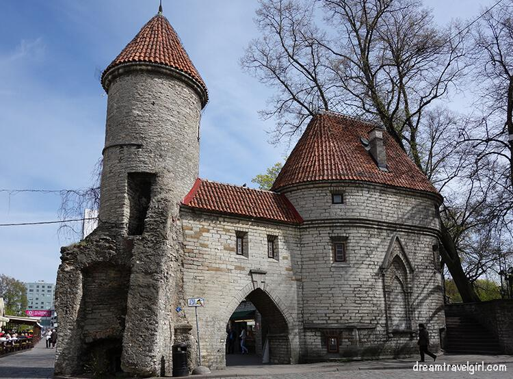 medieval towers