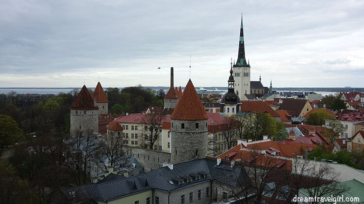 mi primer viaje sola: Tallinn