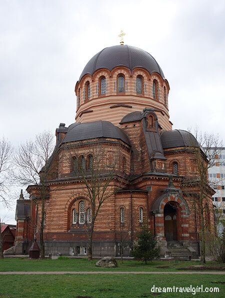 Cathedral of the Resurrection of Christ (Ortodox cathedral)
