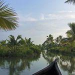 Munroe Island, backwaters of Kerala, India