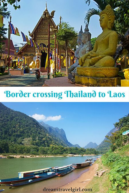 All you need to knpw about the Thailand to Laos border crossing. The border crossing Chiang Khong - Huay Xai changed in December 2013. This information is based on my experience in December 2014 andupdated in 2016. Click to read more.