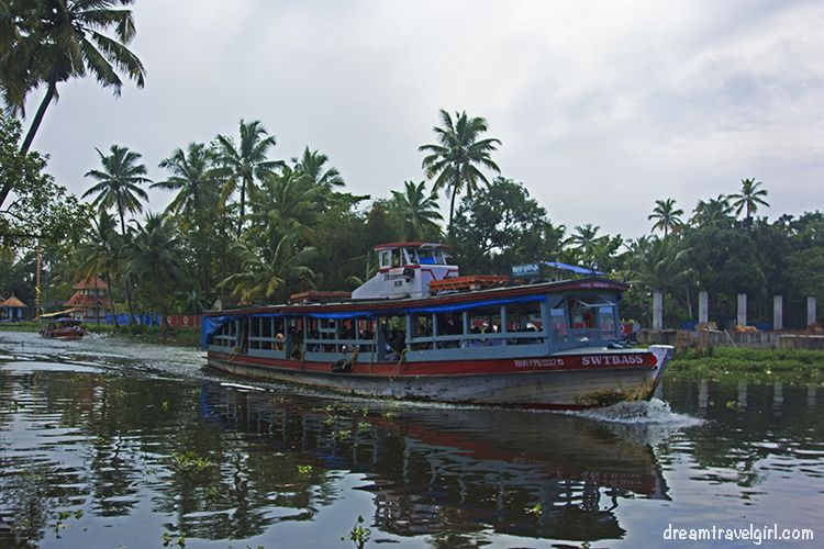 Local ferry