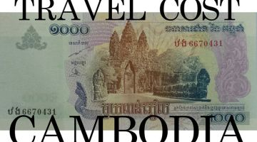 Cambodia on a budget: my detailed travel cost