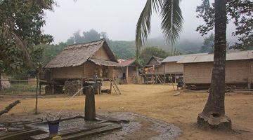 Huay Bo in Northern Laos, the most off the beaten path village I have visited