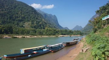 Northern Laos: Muang Ngoi Neua surprised me (twice!)