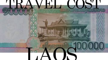 Laos on a budget: my detailed travel cost