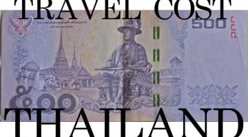 Thailand on a budget: my detailed travel cost