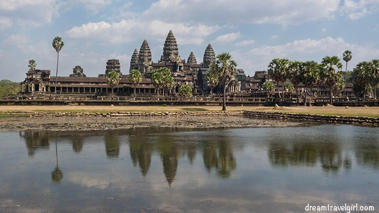 Angkor Wat, one of the Angkor temples, Cambodia