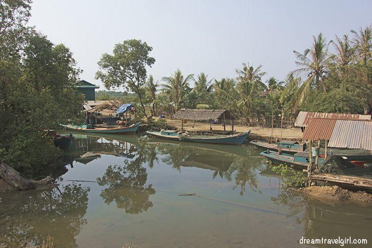 Cambodia_Kampot_fishermen_village