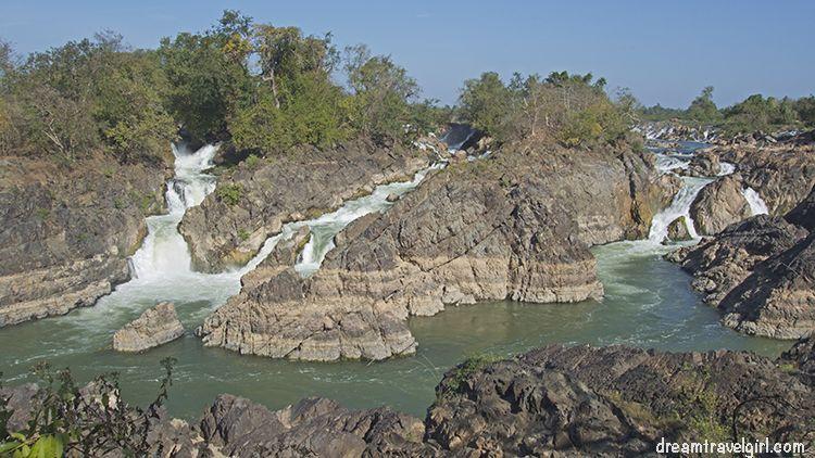 Laos_4000islands_Don-Khon_Li-Phi-waterfall4