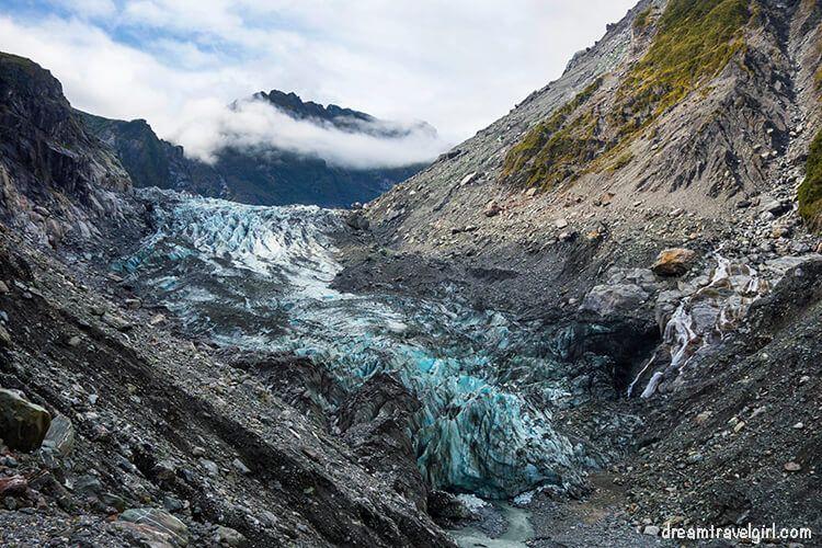 Glaciar de Fox
