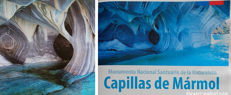 Capillas de marmol (photos from touristic leaflets)
