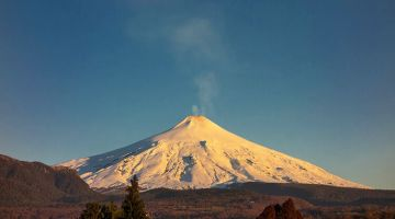 Earthquakes and volcanoes in Chile: personal stories