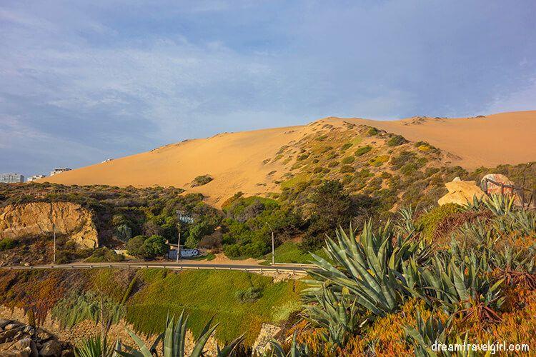 Concon sand dune