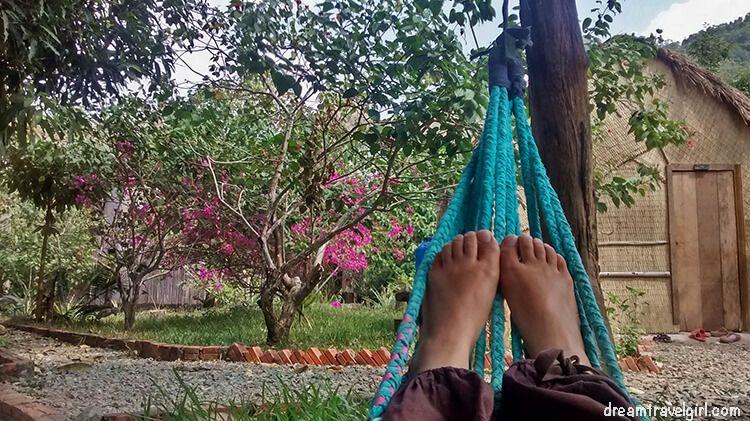Quiet days in Cambodia
